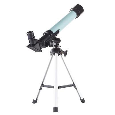 Telescopio Monoculare Astronomico Rifrangente Treppiede Cavalletto 20X 30X 40X 9