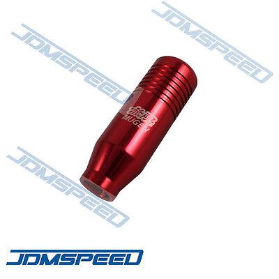 MT Manual Transmission Stick shifter 5 6 Speed Short Shift Knob For Honda Red