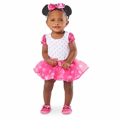 3 of 4 Disney Store Deluxe Minnie Mouse Baby Costume u0026 Headband Size 3 6 9 12 18 Months  sc 1 st  PicClick & DISNEY STORE DELUXE Minnie Mouse Baby Costume u0026 Headband Size 3 6 9 ...