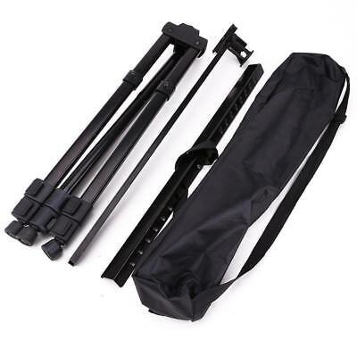 Adjustable Artist Metal Folding Painting Easel Display Tripod Stand + Carry Bag 5