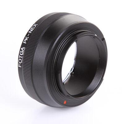 FOTGA Pentax PK K Lens To Sony NEX-7 6 A6300 A6500 A7 A7R II III E-Mount Adapter 2