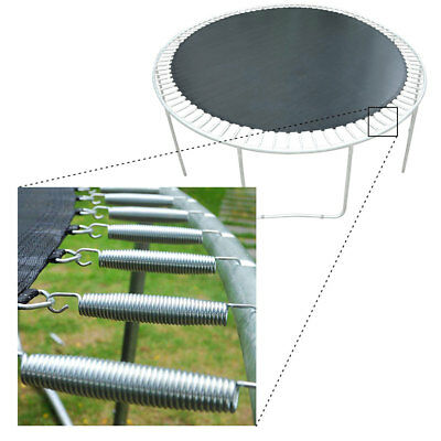 """GUC 10 Pcs 5 1//2/"""" Trampoline Springs Heavy Duty Galvanized Steel Replacement"""