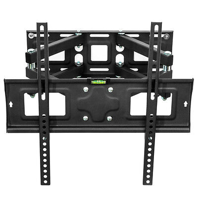 """Support TV mural orientable et inclinable 26""""-55"""" 66-138cm 32 40 42 46 50 52 55 2"""