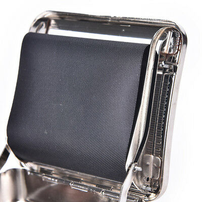 Metal Automatic Cigarette Tobacco Roller Roll Rolling Machine Box Case Maker Tin 4