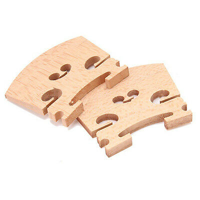 3Pcs 4/4 Full Size Violin / Fiddle Bridge Ma HJ 5