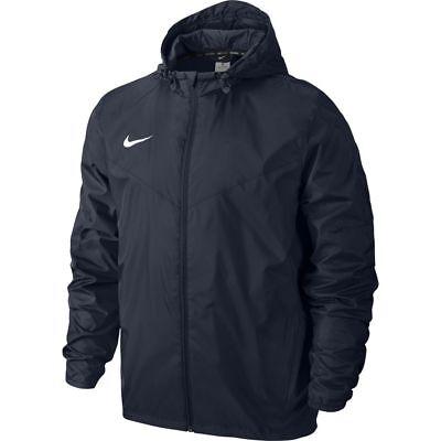 b984c1aadcb4 ... Nike Boys Kids Sideline Rain Jacket Hooded Waterproof Coat Wind Breaker  Hoodie 4