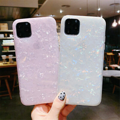 Case for iPhone XR XS MAX 8 7 6 6S Plus ShockProof Marble Phone Cover Silicone 2