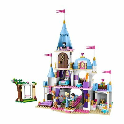 Lego Disney Princess 41055 CINDERELLA'S ROMANTIC CASTLE clock Prince NEW NISB 7