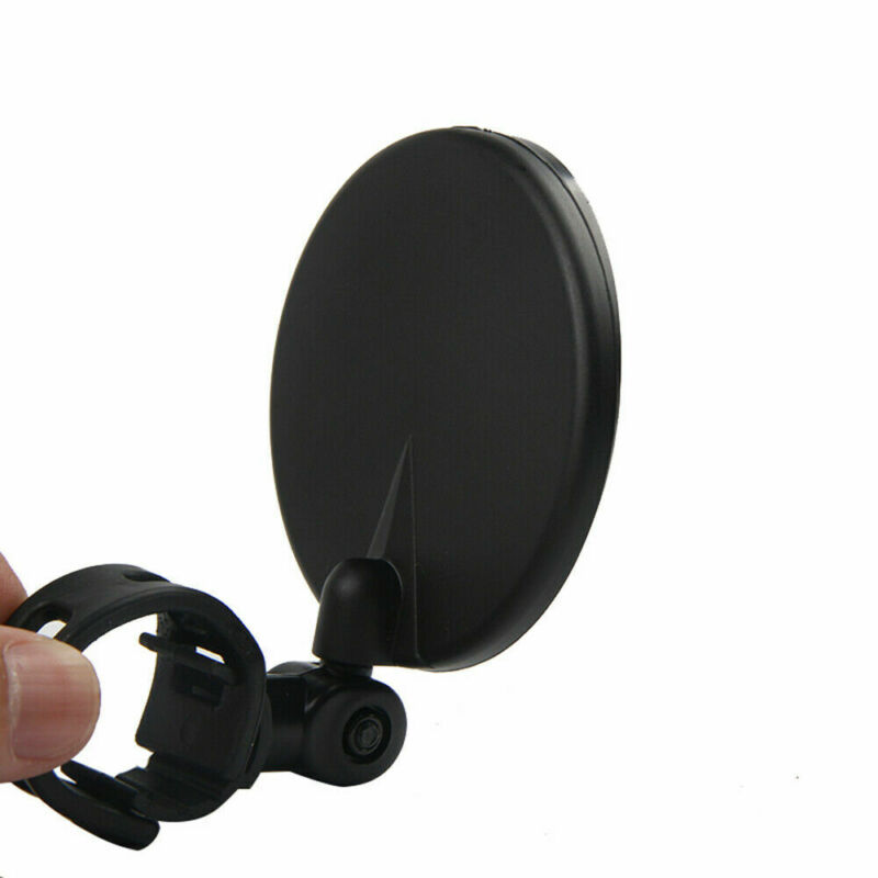 Cycling Bike Bicycle Handlebar Flexible Safe 360° Rearview Rear View Mirrors NEW 11