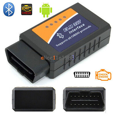 ELM327 WiFi Bluetooth OBD2 OBDII Car Diagnostic Scanner Code Reader Tool 2