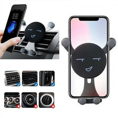 360 Car Air Vent Mount Cradle Holder Stand for Smart Cell Phone Holders Support 3