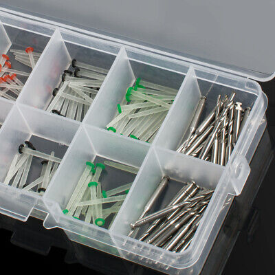 New 160Pc Dental Glass Fiber Post Single Refilled Package & Free For 32pcs Drill 4