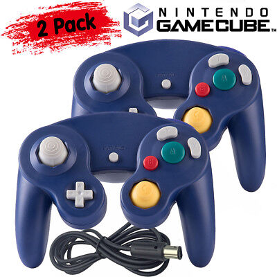 2Pack Wired NGC Controller Gamepad for Nintendo GameCube GC & Wii U Console 4