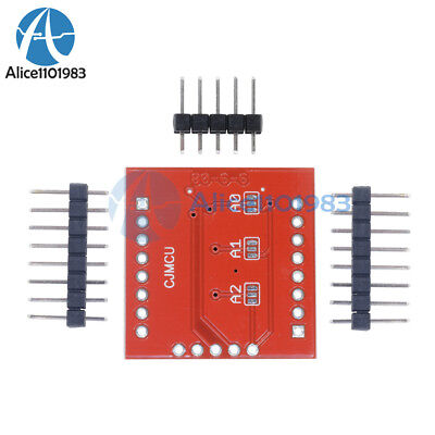 PCF8575 IIC I2C I/O Extension Shield Module 16 bit SMBus I/O ports For Arduino 7