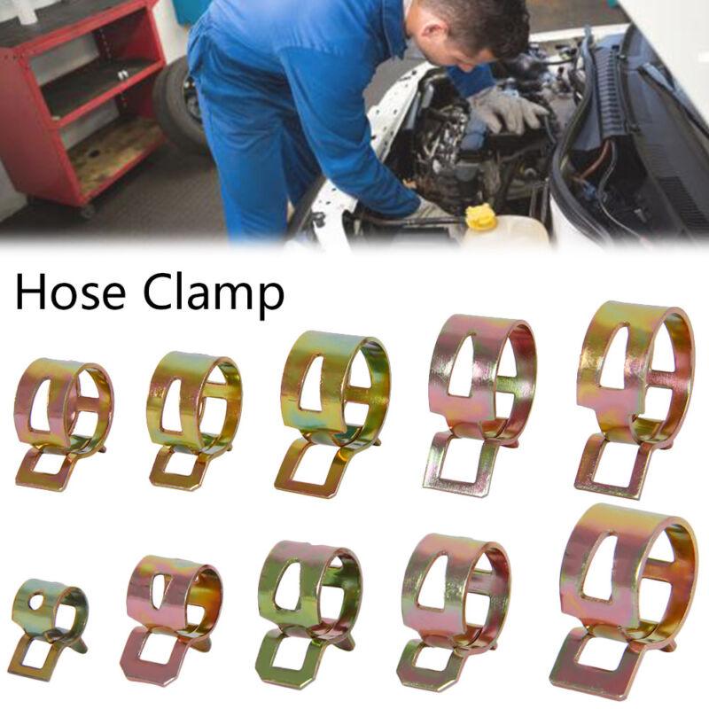 100x collier de serrage pinces ensemble avec Driver 6mm-22mm en acier inoxydable
