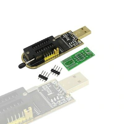 CH341A 24 25 Series EEPROM Flash BIOS USB Programmer with Software & Driver 6