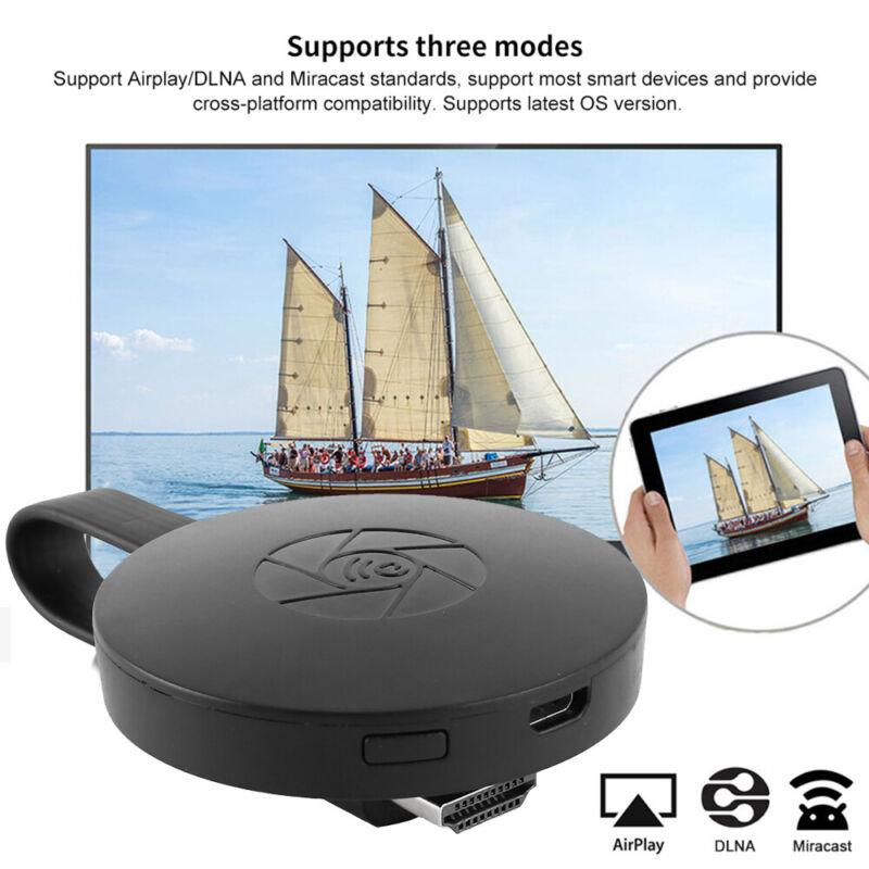 Pr Google 2 Chromecast WiFI Media 1080P HDMI Streamer Dongle vidéo multimédia J0 6
