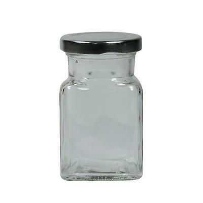 Gewürzgläser Leer 24 gewürzgläser gewürzdosen 150 ml inkl 24 gewürzetiketten gläser