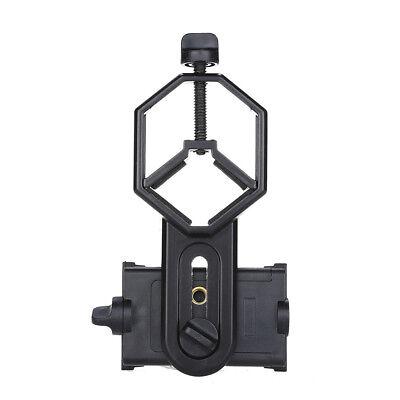 Spotting Scope Microscope Mount Bracket  for Phone Camera Adapter Univesal su 2
