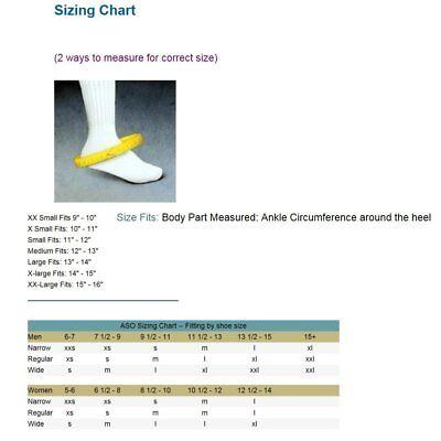 ASO Ankle Brace Stabilizer Support - Sprain & instability * Sports & Outdoor 2