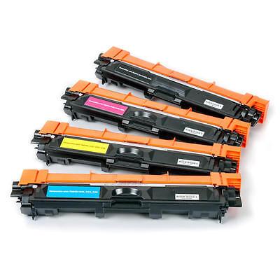 4PK Toner for Brother TN221 TN225 HL-3180CDW MFC-9130CW MFC-9330CDW MFC-9340CDW 2