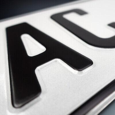 2x Kfz-Kennzeichen | 520 x 110 mm | Nummerschild | Autoschild | DHL-Versand 5