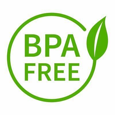 mikken 4 x Sprühflasche 100 ml Braun Apothekerflaschen mit Zerstäuber BPA-frei 8