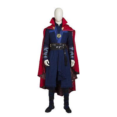 DFYM High Quality Doctor Strange Costume Strange Steve Cosplay Outfit