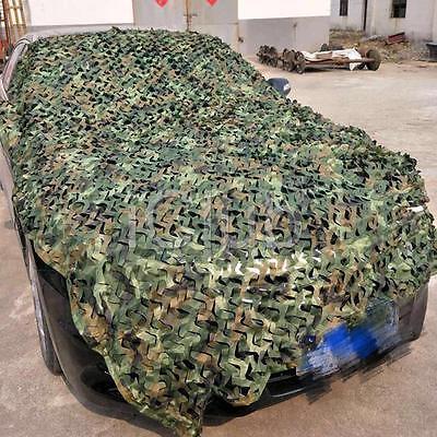 Tarnnetz flecktarn Bundeswehr Armee Netz Tarnung Dekonetz Größewahl Auto Camo 2