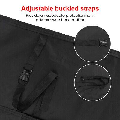 Single/Double/Triple Bicycle Bike Cycle Cover Waterproof Rain Dust Sun Protector 11