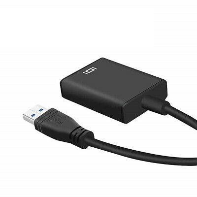 USB 3.0 to HDMI Adapter Cable Male to Female Video 1080P PC For TV HDTV w/ Audio 3