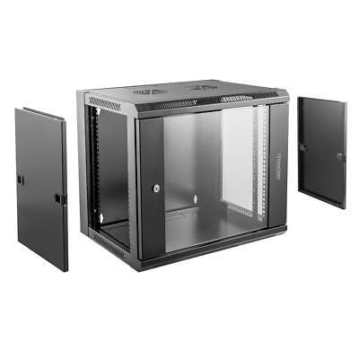PrimeCables® 15U Wall Mount Network Server Cabinet Rack 10