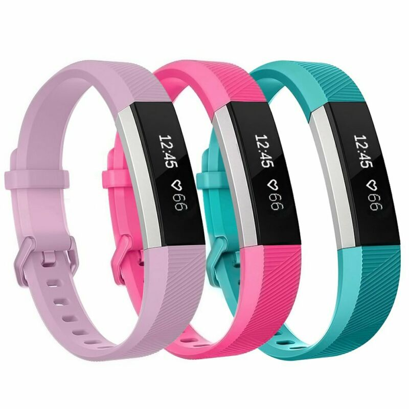 Silicone Replacement Wristband Watch Band Strap For Fitbit Alta/ Fitbit Alta HR 2