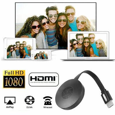 Chromecast Wireless Mirascreen Hdmi Display Dongle Media Video Streamer 2 7