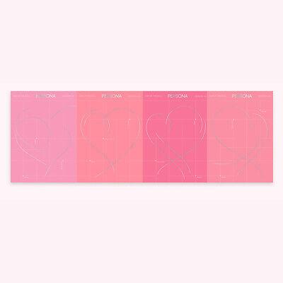 BTS MAP OF THE SOUL : PERSONA Album Ver Random CD+Photobook+Card+Etc+Tracking # 6