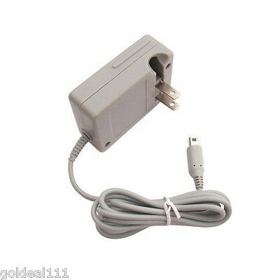 New Wall Charger AC Power Adapter For Nintendo DSi DSi LL/XL 2DS 3DS 3DS XL/LL * 2