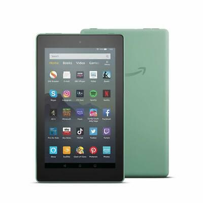 Amazon Kindle Fire 7 Tablet with Alexa, 7 Inch , 16GB, Black Latest 2019 3