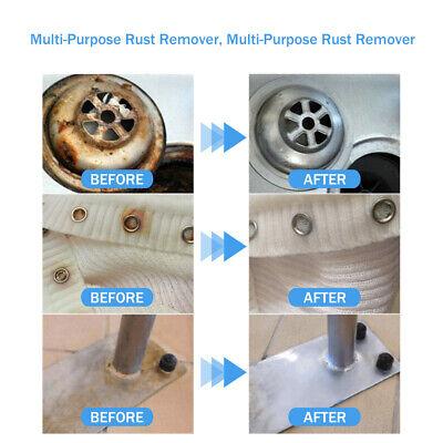 Multi-Purpose Car Rust Remover Inhibitor Maintenance Derusting Spray Cleaning rr 7