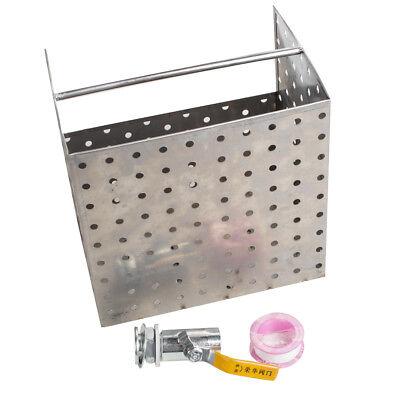 USA Stainless Steel Commercial Grease Trap Interceptor Filter Kit for Restaurant 9