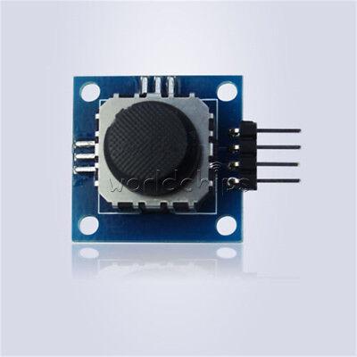 New 3V-5V PSP 2-Axis Analog Thumb GAME Joystick Module For arduino PSP 2