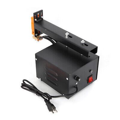 Handheld Battery Pack Spot Welder 3kw Pulse Adjustable Welder Led Light NEW 5