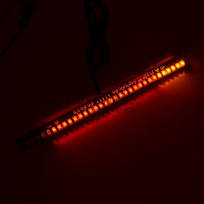 Flexible led strip tail light turn signal brake indicator for harley 11 of 12 flexible led strip tail light turn signal brake indicator for harley motorcycle aloadofball Image collections