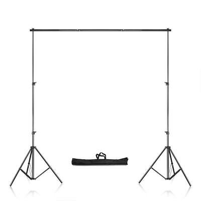 New Adjustable 6ft Background Support Stand Photo Video Backdrop Kit Photography 2