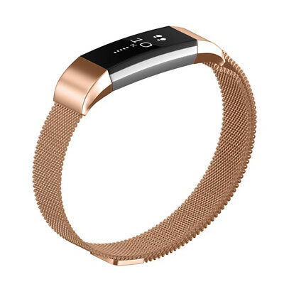 Fitbit Alta / Alta HR Stainless Steel Magnetic Replacement Spare Band Strap 3