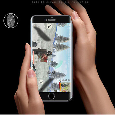 SupRShield Full Coverage Hydrogel Screen Protector For iPhone X XR XS Max 8 7 5