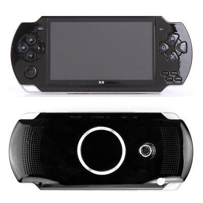 "X6 PSP 8G 4.3"" Handheld Spielkonsole funny Spiele +Kamera tragbar player Hohe 3"