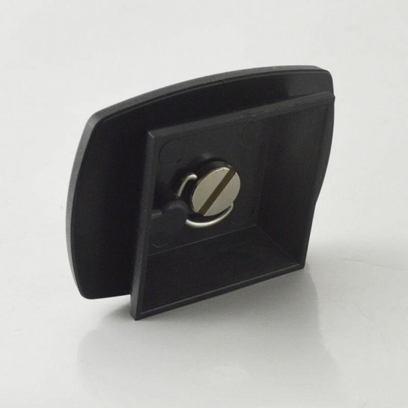 Quick Release QR Plate For DSLR SLR Digital Camera Tripod Screw Mount Adapter 6