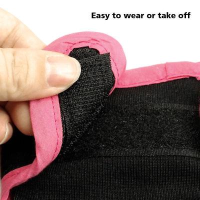 Dog Nappy Diaper Incontinence Season Pants Adjustable Black Purple Season Puppy 3