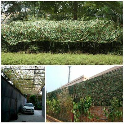 Jungle Filet de Camouflage net 7m/ 5m/ 3m Chasse Camping militaire Forêt hide FR 5