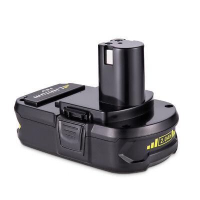 For RYOBI P107 2.5Ah 18V battery ONE+ MAX P104 Lithium P108 P105 P103 P102 P106 5